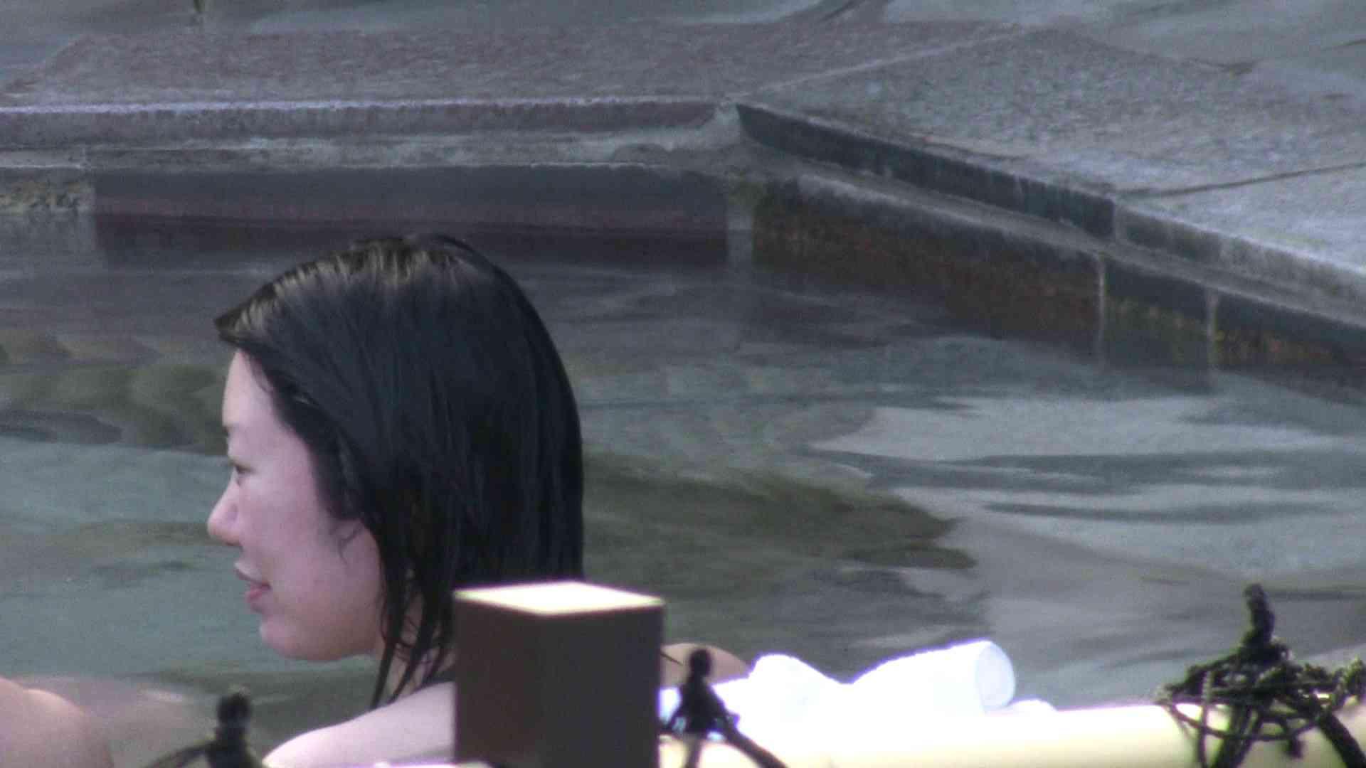トイレ盗撮|Aquaな露天風呂Vol.117|のぞき本舗 中村屋