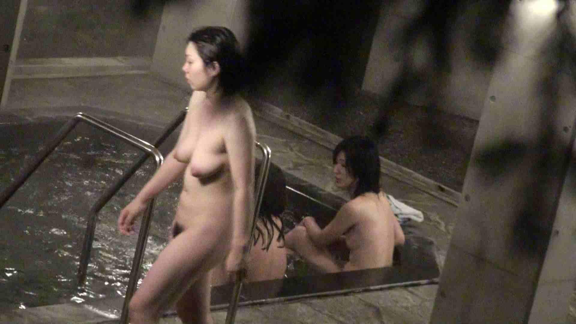 トイレ盗撮|Aquaな露天風呂Vol.345|のぞき本舗 中村屋