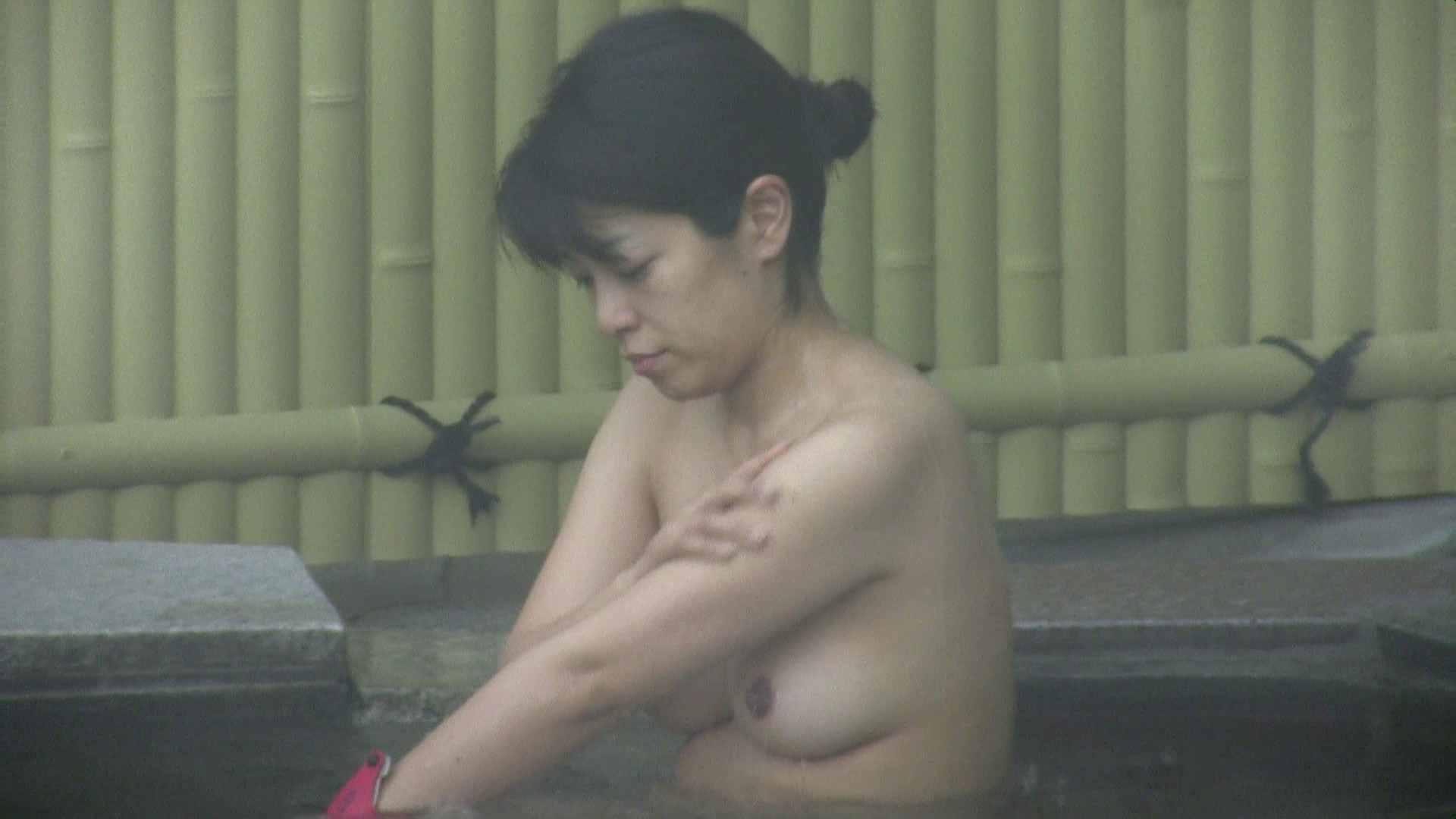 トイレ盗撮|Aquaな露天風呂Vol.585|のぞき本舗 中村屋