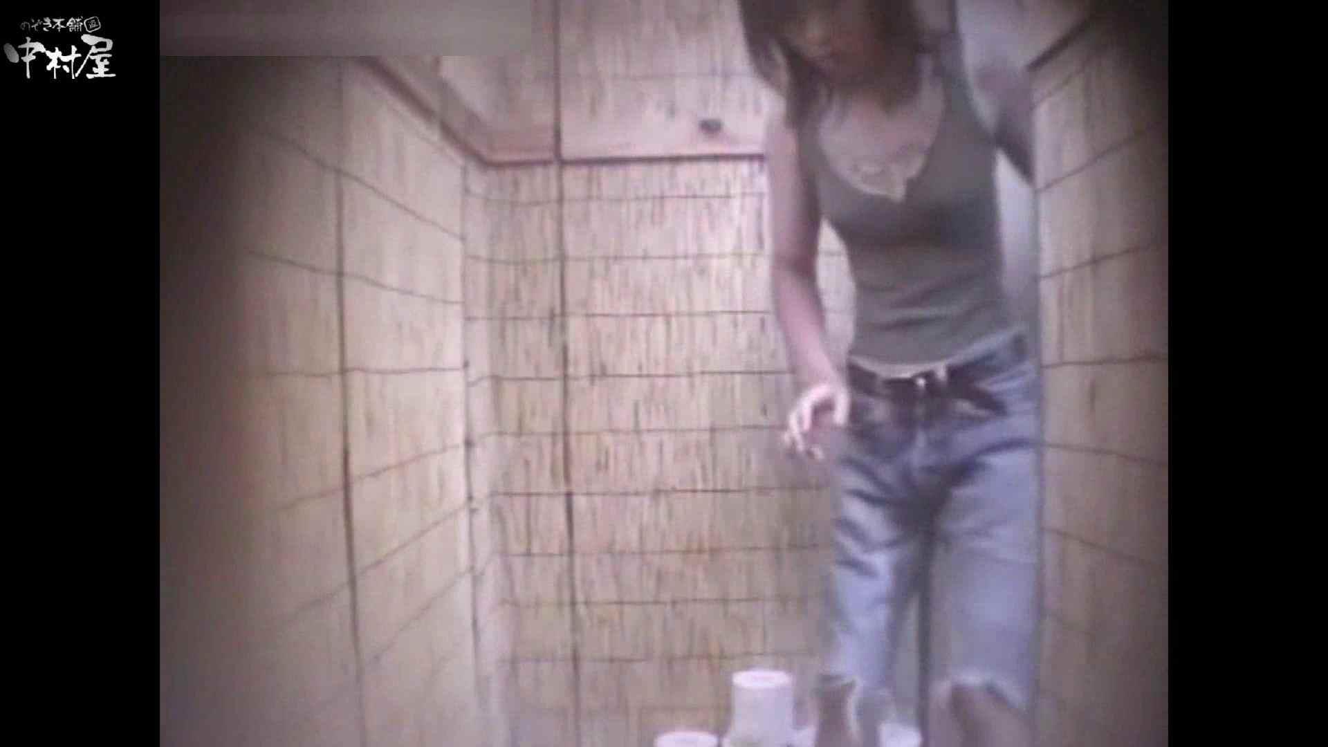 トイレ盗撮|解禁!海の家4カメ洗面所vol.50|のぞき本舗 中村屋