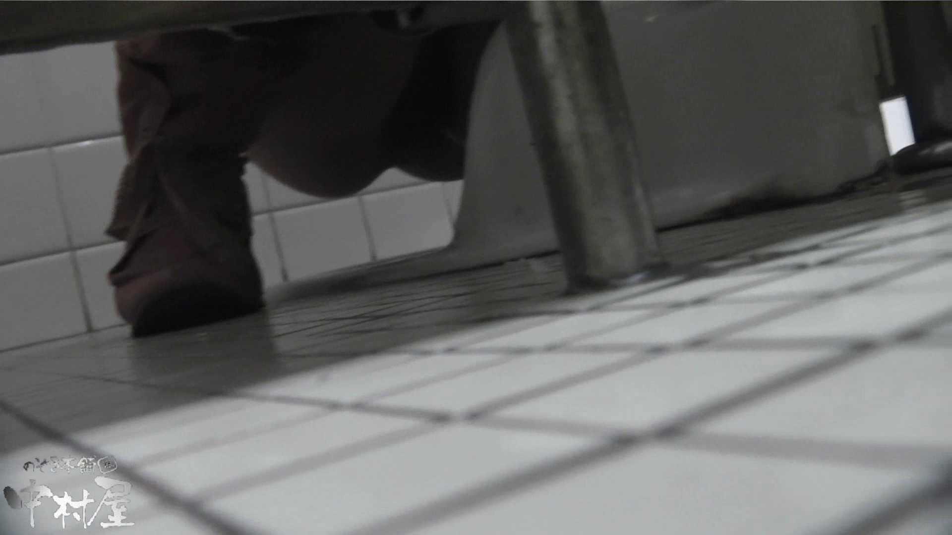 トイレ盗撮 vol.15 命がけ潜伏洗面所! 極太しぼり のぞき本舗 中村屋