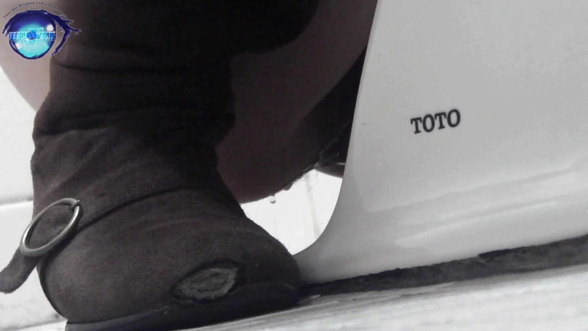 トイレ盗撮|お銀さん vol.57紙がついてたり、肌荒れしてたり、最近の子は・・・。後編|のぞき本舗 中村屋