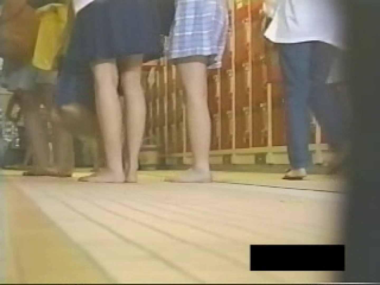 トイレ盗撮|07キューティーメッセ女の子の肢体ムレムレプール&更衣室|のぞき本舗 中村屋