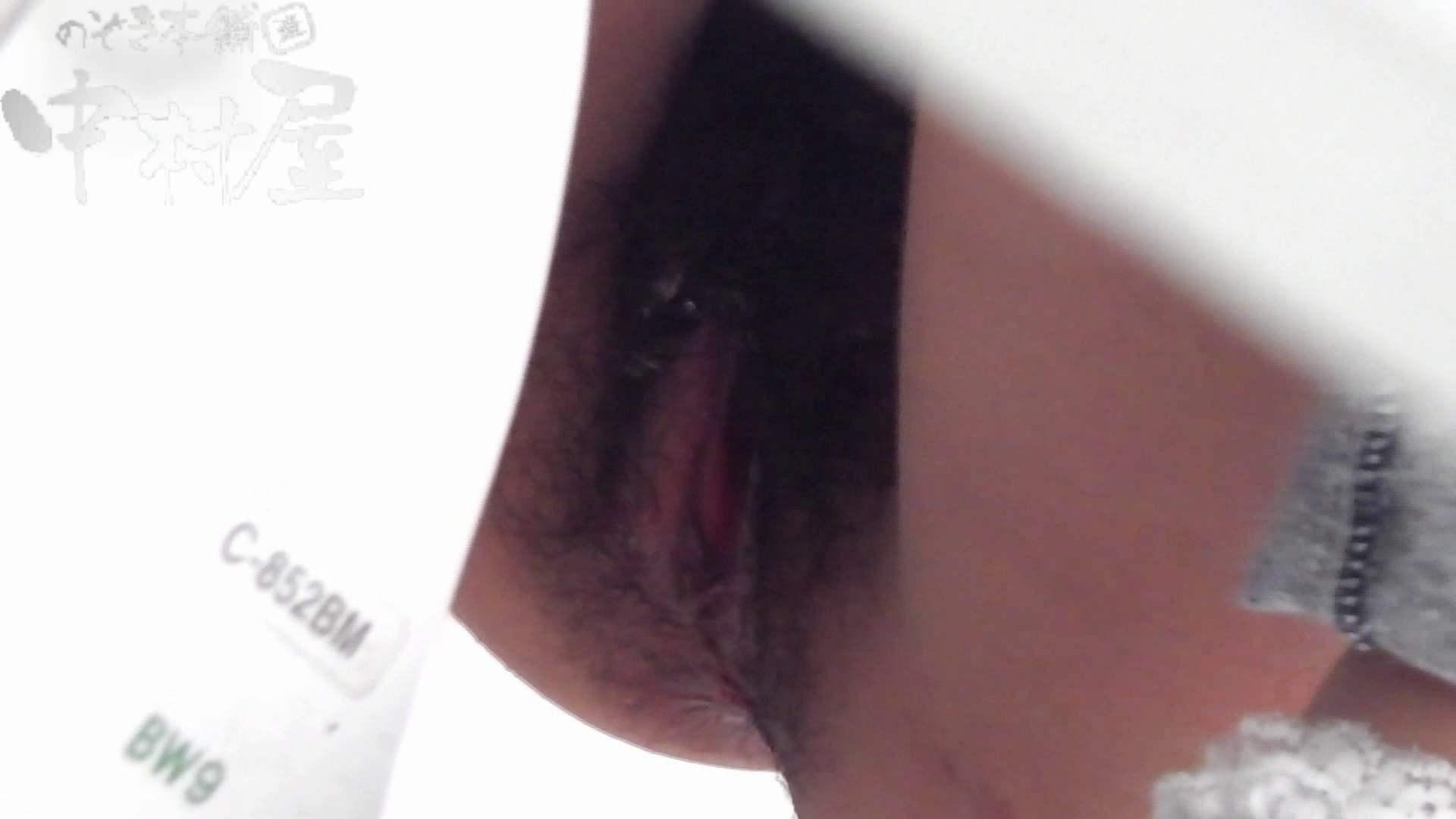 トイレ盗撮 美しい日本の未来 No.33 黒パンをやっと下げる? のぞき本舗 中村屋