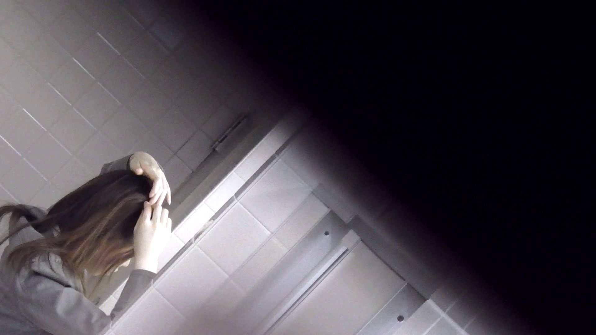 トイレ盗撮|vol.06 命がけ潜伏洗面所! ツン!とした子は割と几帳面?|ピープフォックス(盗撮狐)