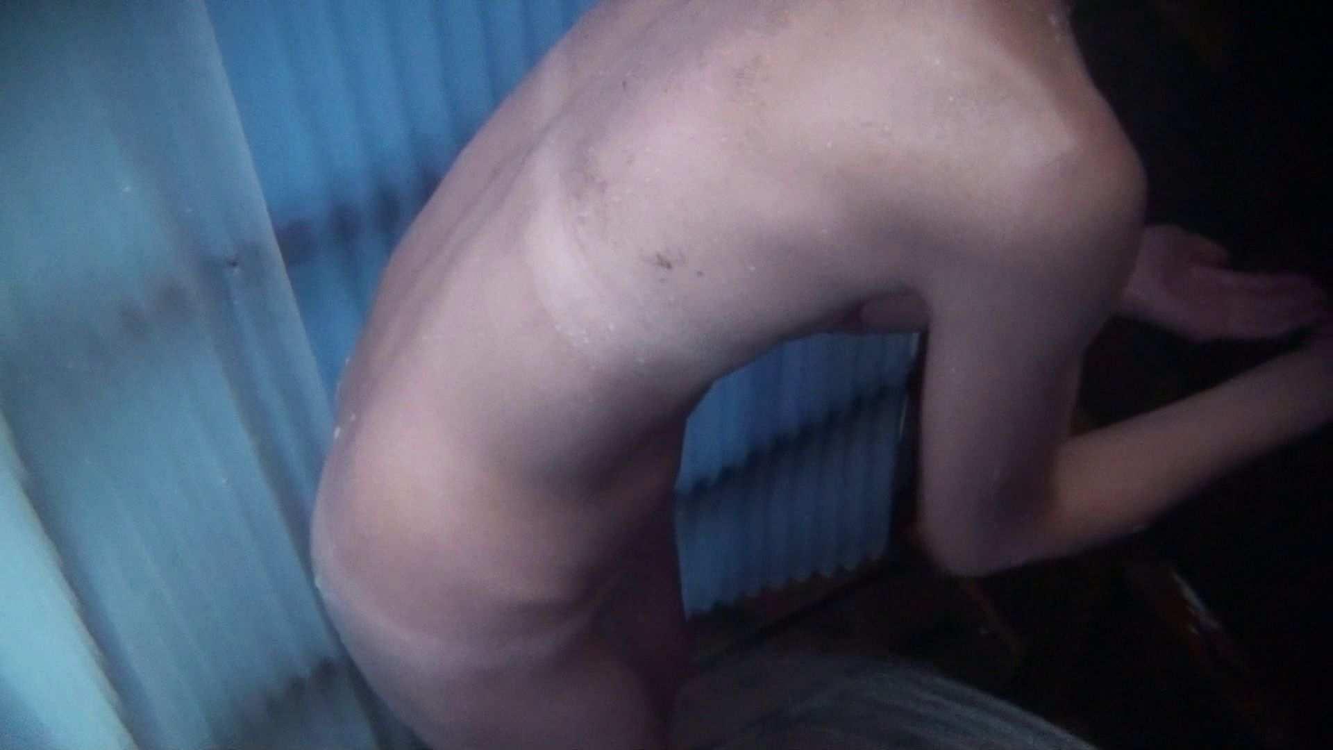トイレ盗撮 シャワールームは超!!危険な香りVol.22 オッパイに盛りが欲しい貧乳美女 ピープフォックス(盗撮狐)