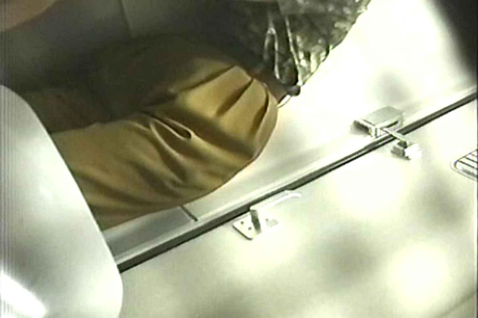 トイレ盗撮|車内洗面所盗撮 電車ゆれればお尻もゆれる TK-98|ピープフォックス(盗撮狐)