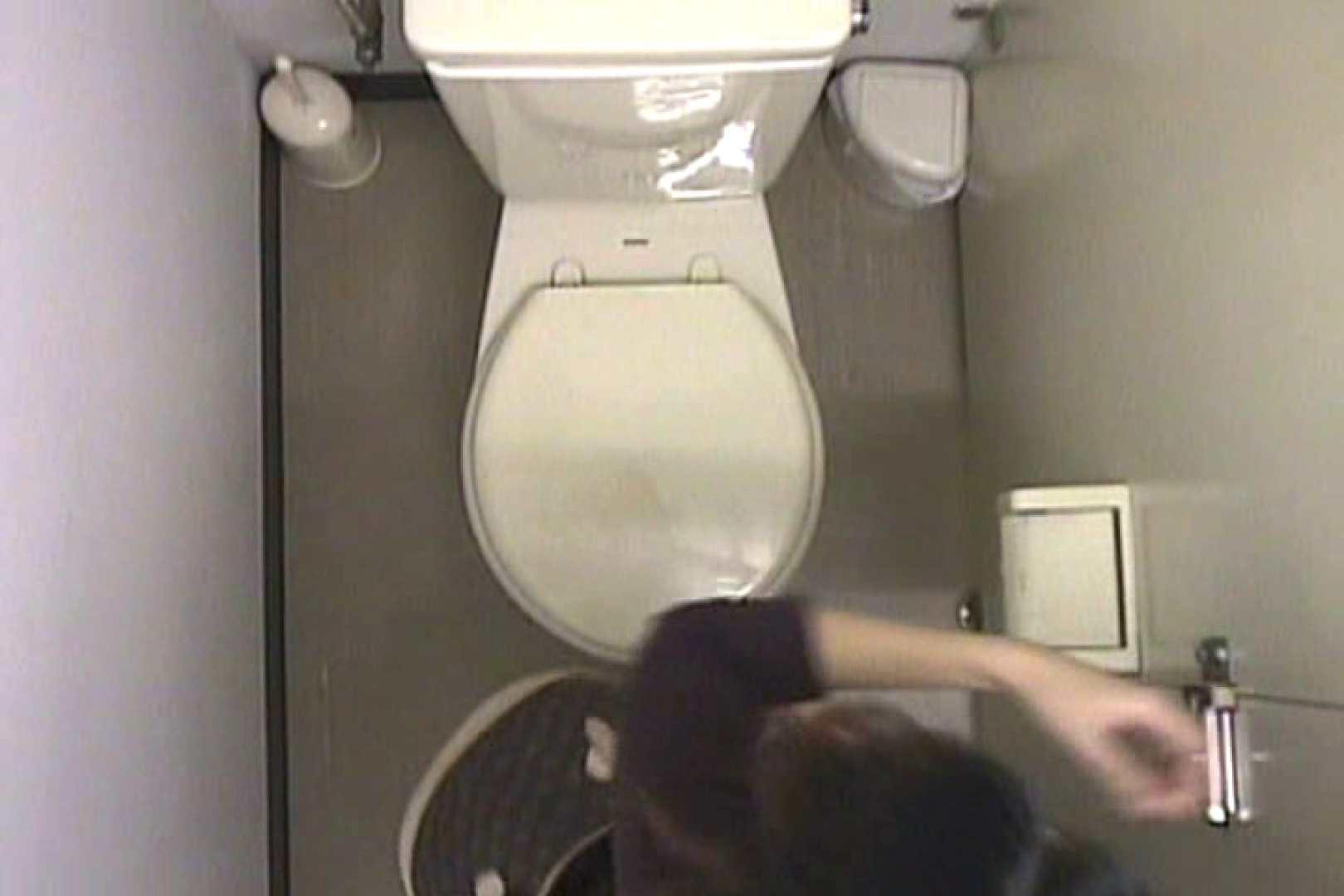 トイレ盗撮|雑居ビル洗面所オナニーVol.4|ピープフォックス(盗撮狐)